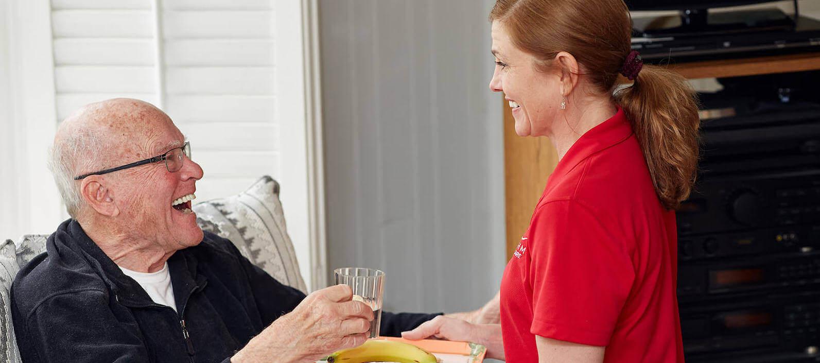 Convenient Senior Home Care In Centennial Co Someren Glen