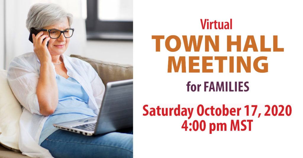 Town Hall for families